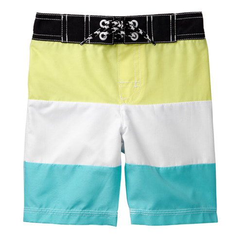 [당일출고] Colorblock Board Shorts