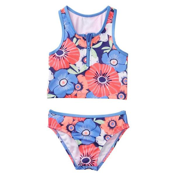 [당일출고] Floral 2-Piece Swimsuit