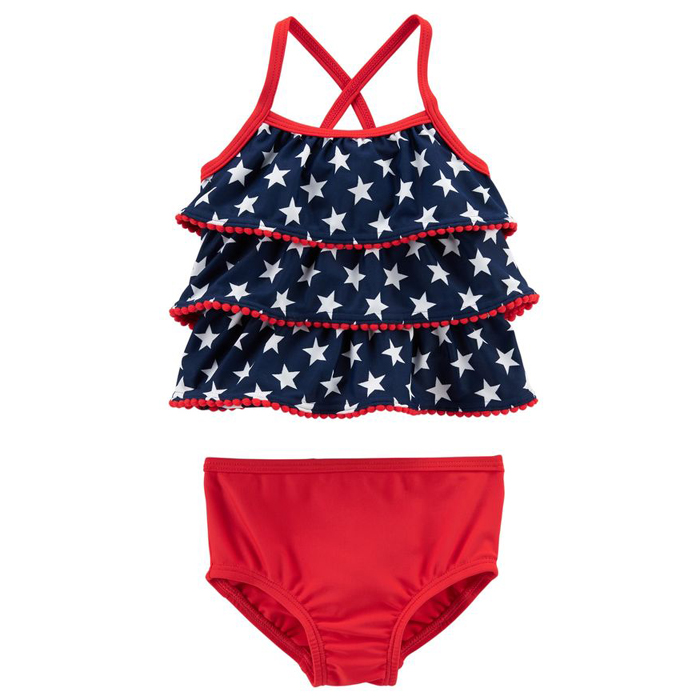 [당일출고] Carter's American Flag Swimsuit