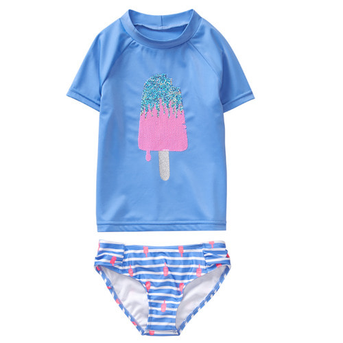 [당일출고] Popsicle Rashguard Set
