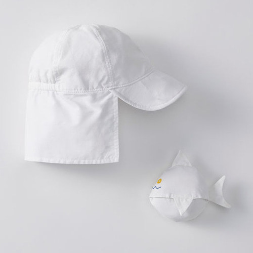 [당일출고] Sunblock Packable Swim Hat