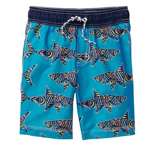 [당일출고] Geo Shark Swim Trunks