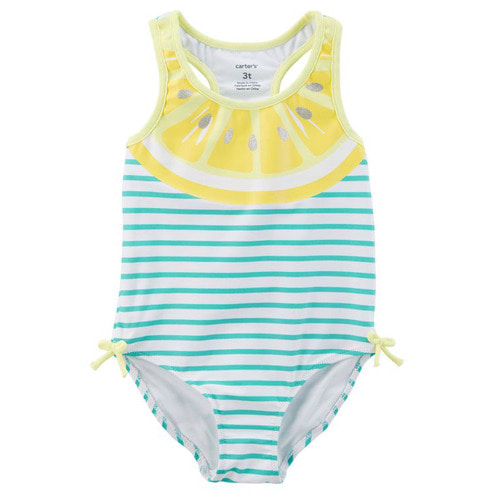 [당일출고] Carter's Lemon 1-Piece Swimsuit